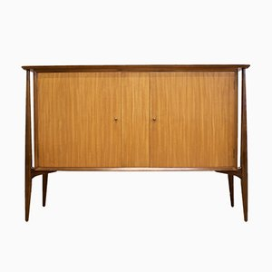 Mid-Century Teak and Walnut Sideboard from Everest, 1960s