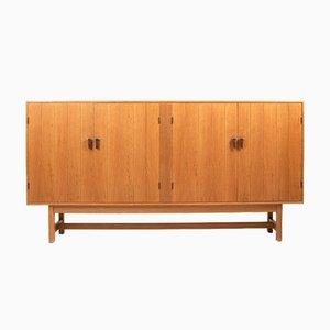 Cabinet in Oak by Kurt Østervig for KP Møbler Denmark