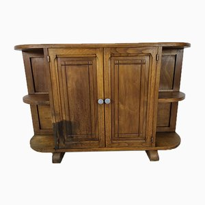 Art Deco Buffet Shelf