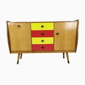 Vintage Formica Sideboard, 1950s