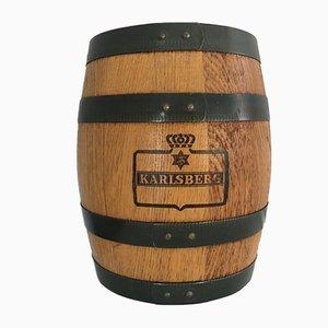 Mini Wooden Barrel, 1970s