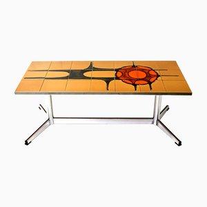Table Basse Vintage par Adri Belgique, 1960s