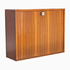 Wall Unit with Secretaire and Bar by Alfred Hendrickx for Belform, Set of 2