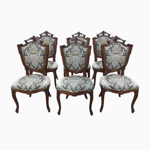 Empire Stühle, 1900er, 6er Set