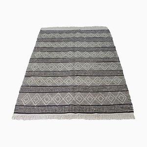 Handgewebter marokkanischer Berber Kelim Teppich