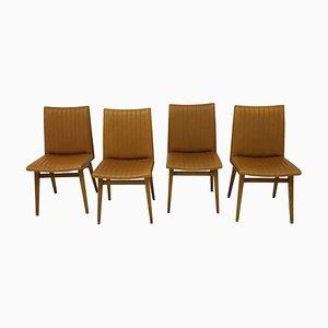 Stühle von Oskar Riedel, Österreich, 4er Set