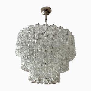 Murano Glass Cylinder Chandelier