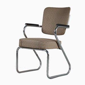 Chaise de Bureau par Paul Schuitema pour Fana, Pays-Bas, 1950s