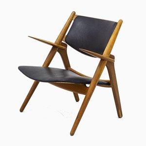 CH28 Lounge Chair by Hans J. Wegner for Carl Hansen & Søn