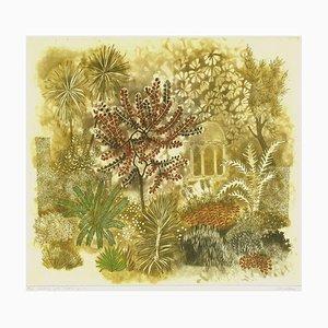 Souvenir eines Italienischen Gartens von Anne Walker
