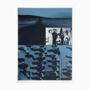 Bicentennial Kit, USA 76, 20 by Jacques Monory