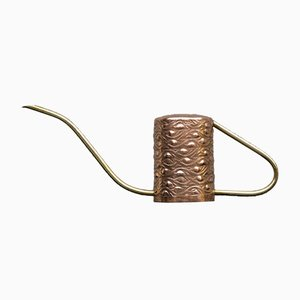 Regadera de cobre, años 40
