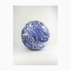 Ming Lu, Phoenix Flying Past, 2021