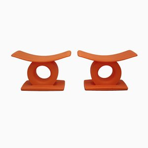 Tam-Tam Stools by Matheo Thun for Magis, Set of 2