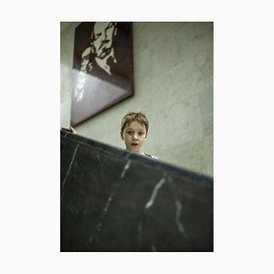 Portrait de Garçon avec Lénine, 2018