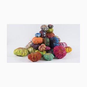 Diana Wolzak, Plastic Bag Baubles, 2010