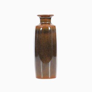 Long Vase Mid-Century Moderne en Céramique par Carl-Harry Stalhane pour Rorstrand, 1960s