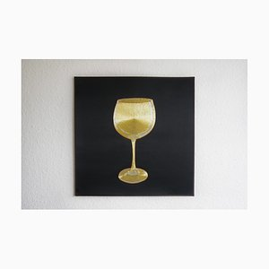 Ming Lu, Materialistic Life, Glass, 2021