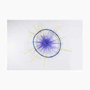 Diana Wolzak, Purple Sky Star, 2020