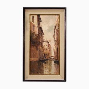 Italienische Malerei Blick auf Venedig