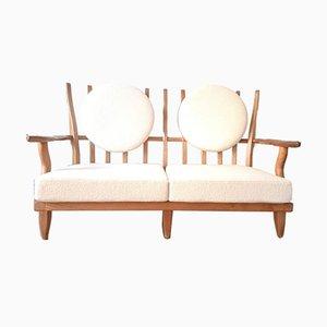 Grand Repos Sofa von Guillerme Et Chambron für Votre Maison