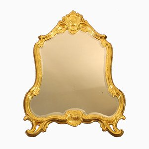 Napoléon III Period Toilet Mirror by Boin-Taburet