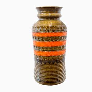 Large German Ceramic Vase, 1970s