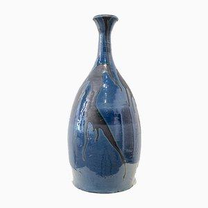 Vase en Céramique Vernie, 1970s