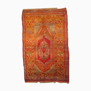 Antique Turkish Rug, 1910s