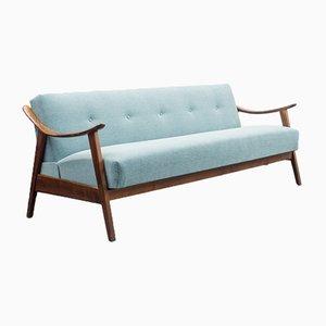 Sofa mit Klappfunktion, 1960er
