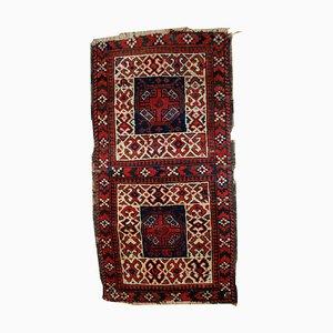 Antike handgefertigte afghanische Baluch Tasche, 1880er