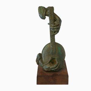 Sculpture en Relief de David Burt