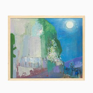 Lillian Günther, Der Mond, 1970er