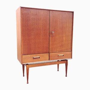 Scandinavian Cabinet in Teak, 1960s