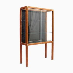 Teak Display Cabinet by Carl Gustaf Hiort af Ornäs for Mikko Nupponen, 1950s