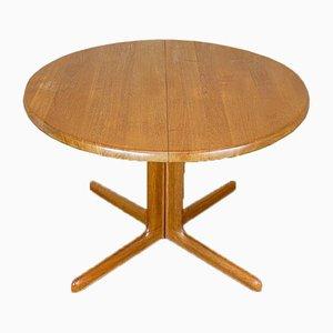 Danish Teak Dining Table, 1970s