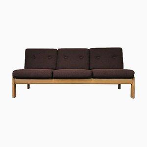 Dänisches Eichenholz Sofa, 1960er