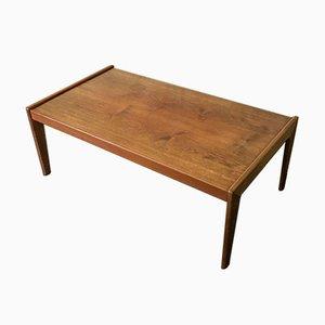 Table Basse en Teck par Arne Wahl Iversen, Danemark, 1960s