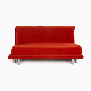 Multy Red Three-Seater Couch from Ligne Roset
