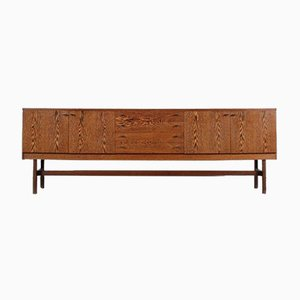 Wengé Sideboard, The Netherlands, 1960s