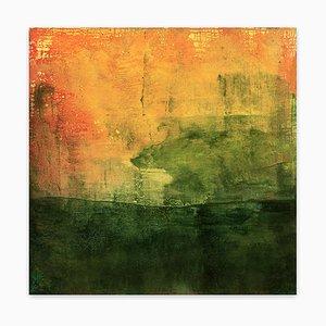 The Third Script 41, Peinture Abstraite, 2020
