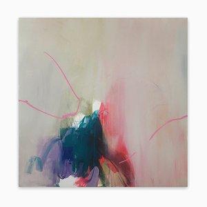 Light Tunnel End #04, Peinture Abstraite, 2020
