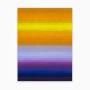 Shift, Abstraktes Gemälde, 2017
