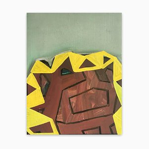 Cervelet, Peinture Abstraite, 2018