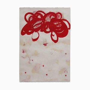 Flutter, Abstrakte Malerei, 2009