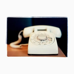 Telephone V, Ballantines Movie Colony, Palm Springs, Fotografia a colori, 2002