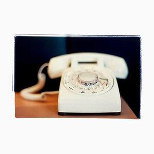 Téléphone V, Ballantines Movie Colony, Palm Springs, Photographie Couleur, 2002