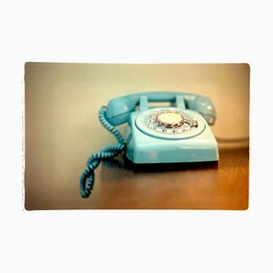 Telephone VII, Ballantines Film Colony, Palm Springs, Farbfotografie, 2002