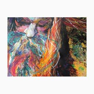 Sagesse, Oeuvre d'Art Contemporaine par Nicole Benjamin, France, 2020