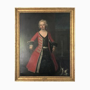 Portrait du Prince William III, Le Fils du Roi George II